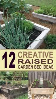 Raised Garden Bed Ideas 12 Diy Raised Garden Bed Ideas