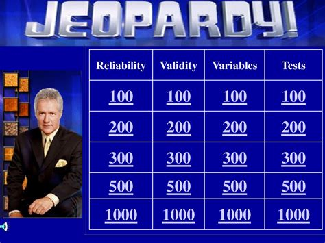 Jeopardy Powerpoint Template Beepmunk Jeopardy On Powerpoint