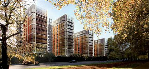 Hyde Park Appartments by One Hyde Park Apartments Flats E Architect
