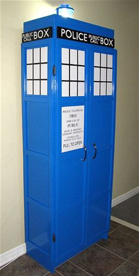 tardis dr who bookcase doctor who tardis bookshelf for