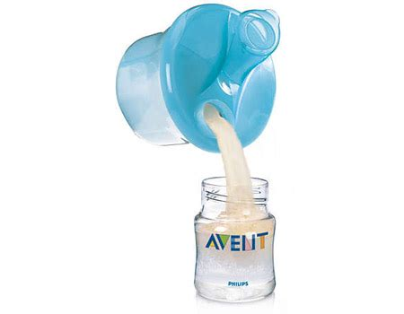 Philips Avent Scf135 06 Milk Powder Dispenser Biru philips avent milk powder dispenser scf135 06 price review and buy in dubai abu dhabi and