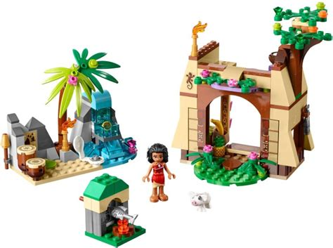 Lego Moana disney moana sets revealed brickset lego set guide and
