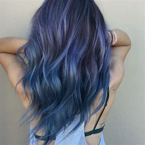 blue hair colors blue hair color www pixshark images galleries