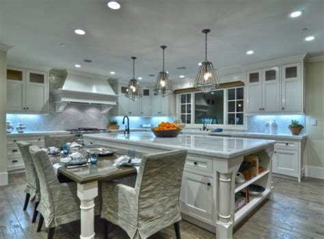 Kitchen Islands With Tables Attached 13 Best Images About Kitchen Islands With Attached Tables On Baking Tins Pan