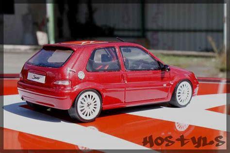 Rallye Auto Gruppe N by Citroen Saxo Vts Evolution Gruppe N Ottomobile Modellauto