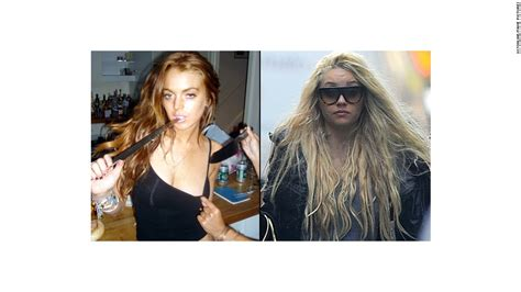 Lindsay Lohan Plays With Knives by Is Amanda Bynes The New Lindsay Lohan Cnn