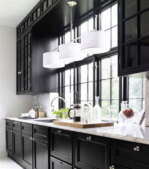 kitchen black and white kitchen island table industrial style black and white kitchen marianne brandi simplified bee