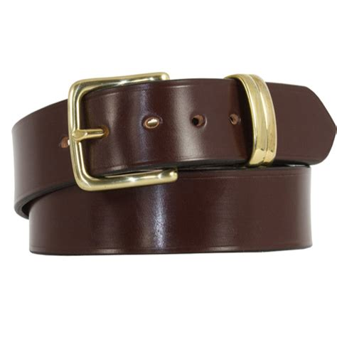 compso wide leather belt leather4sure