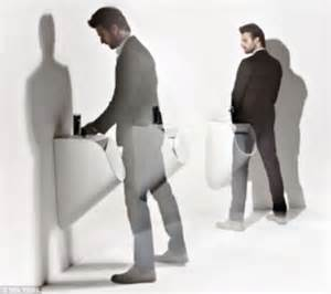Men Bathroom Ideas by Would You Really Want To Wash Your Hands In A Urinal