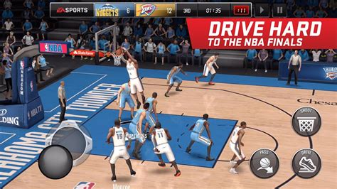apk nba nba live mobile basketball for android updated to v1 3 3 apk racing