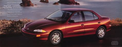 1995 Chevrolet Cavalier Brochure