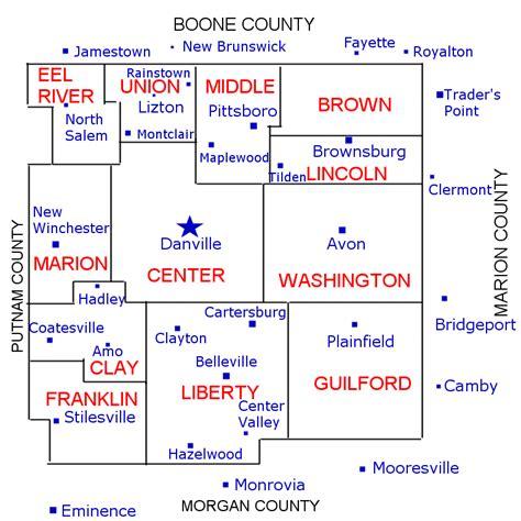 Hendricks County Search Hendricks County Indiana Map Indiana Map