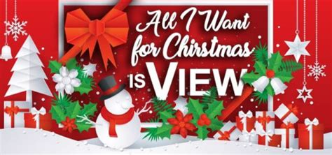 The View Giveaways - the view contest 2018 all i want for christmas is view sweepstakes giveaway arena