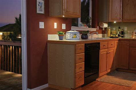recessed lighting under kitchen cabinets upgrade led cabinet led under counter lighting kitchen battery operated led