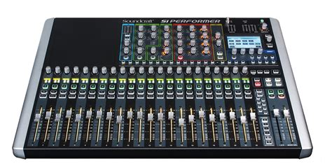 Daftar Mixer Audio Soundcraft si performer 2 soundcraft professional audio mixers