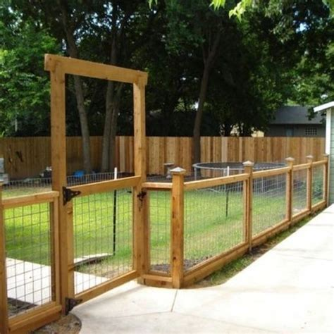 off backyard 51 best images about fences on pinterest chain links