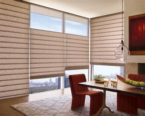 hunter douglas awnings sunshade blinds drapery alustra 174 vignette 174 modern roman