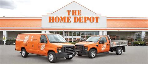 home depot rental truck prices