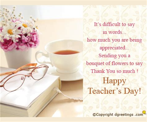 thank you letter for teachers day thank you letter for teachers day s day letters