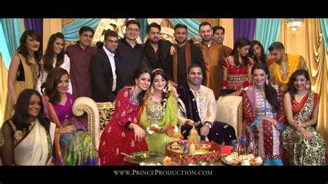 Nitasha's Mehndi & Wedding Highlights   Pakistani Wedding