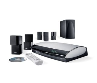lifestyle 174 38 dvd home entertainment system bose product