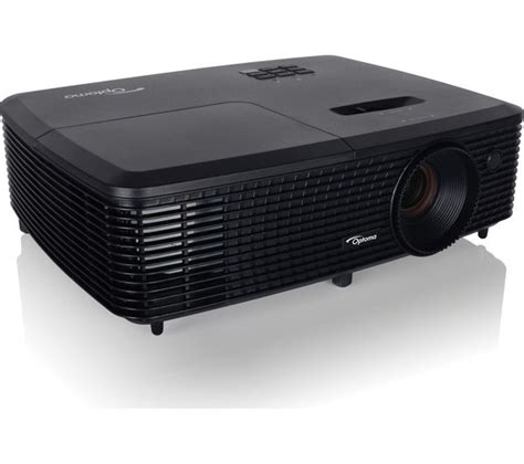optoma projector l light red buy optoma h114 hd ready home cinema projector dp