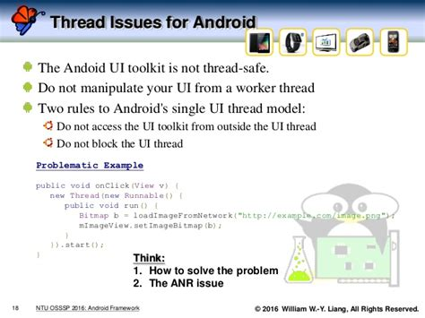 android runnable an introduction to the android framework a architecture view
