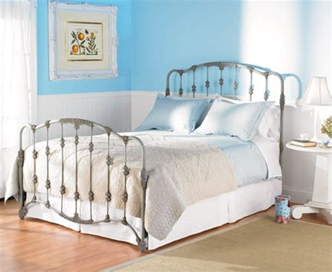 Bed Therapedic Dr Pedic 160 Matress Only nantucket iron bed by wesley allen at westwoodsleepcenters