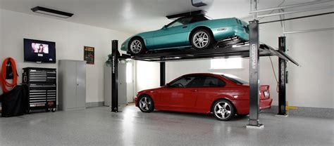 Garage Lift Car Lifts For Home Garage Home Design By Larizza