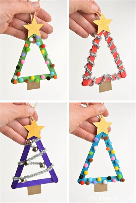 icestick crismax tree popsicle stick trees