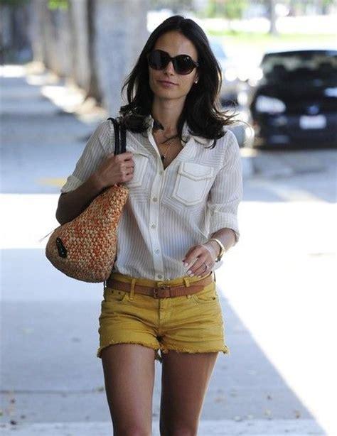 Minka Aliph Spain Silver Heels 25 best ideas about yellow shorts on