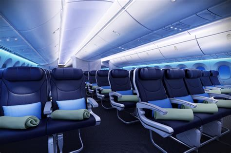 Thomson 737 800 Cabin by Thomson Airways World Airline News