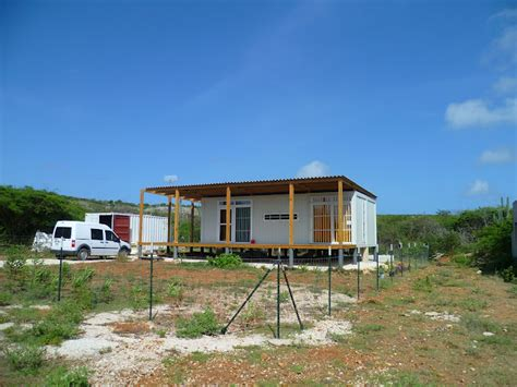 Using Prefab Containers To Build A Home