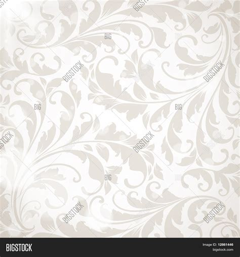 wallpaper vintage vector design background wallpaper floral ornament leafs vector photo bigstock
