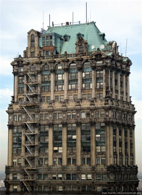 book cadillac hotel history book tower photos historic detroit