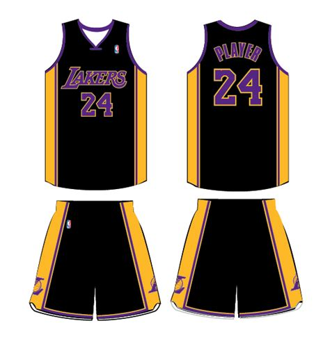 lakers jersey design los angeles lakers alternate uniform 2014 present los