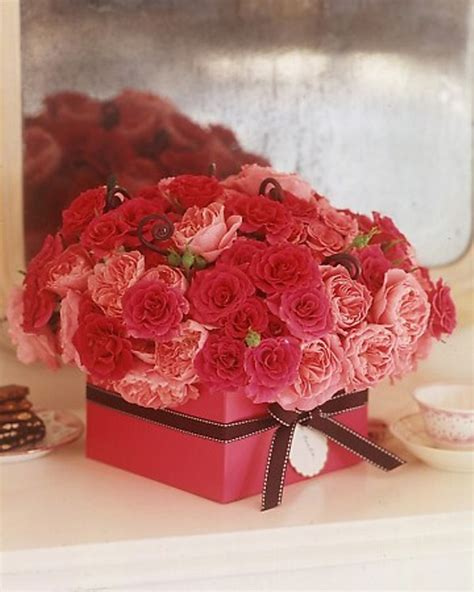what of flowers for valentines day 25 flower decoration ideas for s day digsdigs