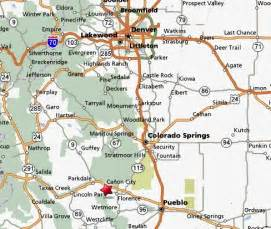 colorado springs area map colorado springs real estate and market trends