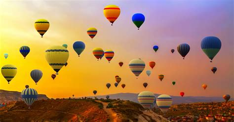 The world s 9 best hot air balloon rides smartertravel