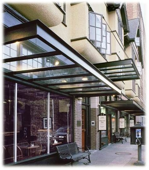 Glass Awning Glass Awning Images W 31 Steel