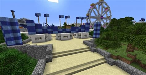 theme park minecraft ocean park theme park waterpark and seaworld minecraft