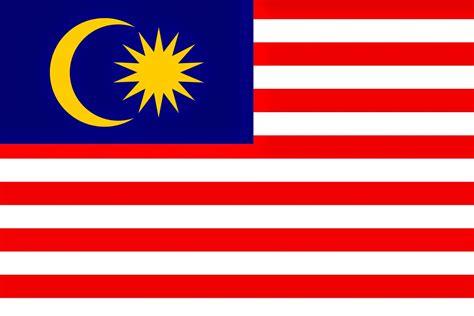 Bunting Flag Bendera Dekorasi Pesta bendera malaysia