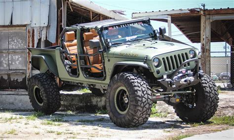 What Is A Jk Jeep Bruiser Conversions Jeep Jk Crew Cool Material