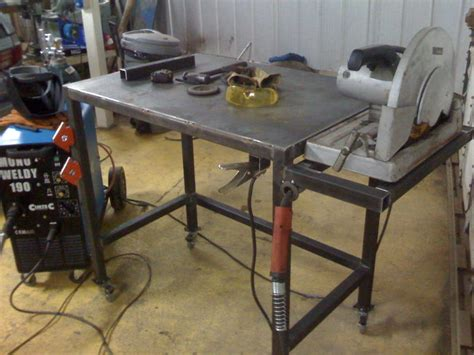 welding bench ideas fresh design welding table design strikingly idea lets see