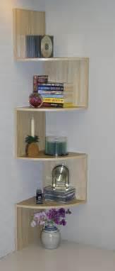 wall mounted corner bookshelves creative diy wood wall mounted corner bookshelf and disk