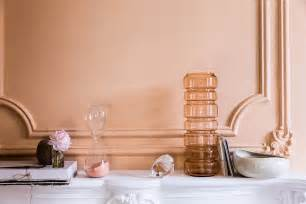 wall paint colour interior trend predicts warm copper