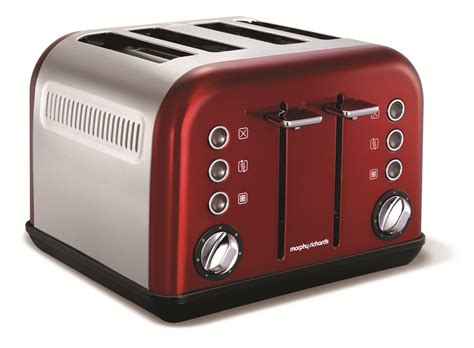 Toaster Slice Accents 4 Slice Toaster Toasters Sandwich Toasters