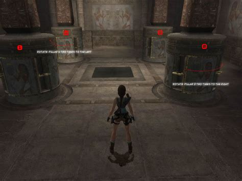 tomb raider anniversary walkthrough tomb raider anniversary egypt sanctuary of the scion
