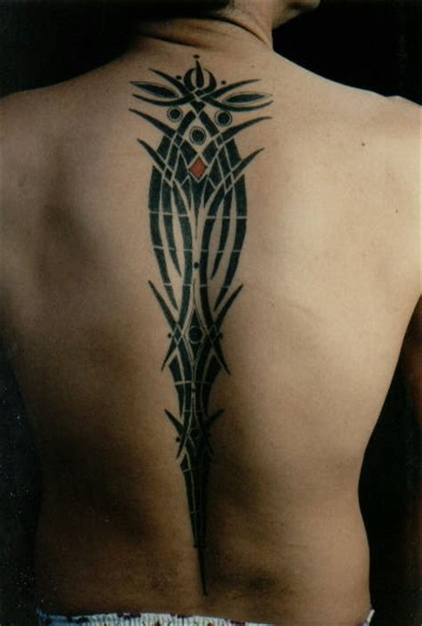 tribal warrior tattoo gudu ngiseng warrior