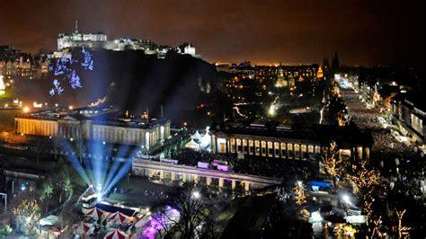 cheap new year breaks scotland edinburgh hogmanay travel